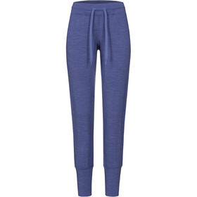super.natural Essential Cuffed Pants Women coastal fjord melange